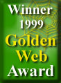 1999-2000 Golden Web Awards - The International Association of Web Masters & Designers